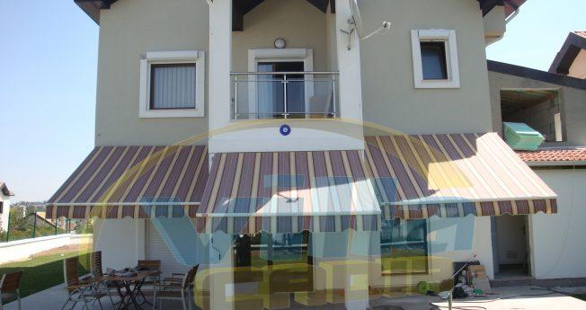 Villa Çadır ve Tente_Villa_Tente_Klasik